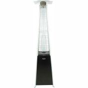 Dyna-Glo Pyramid Flame Patio Heater DGPH301BL Propane 42000 BTU Black
