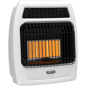 Dyna-Glo™ Liquid Propane Infrared Vent Free Thermostatic Heater IRSS18LPT-2P - 18,000 BTU
