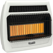 Dyna-Glo™ Liquid Propane Infrared Vent Free Thermostatic Heater IRSS30LPT-2P - 30,000 BTU