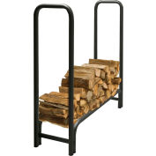 Pleasant Hearth Log Rack LS932-48 4-Foot 32mm