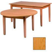 "Library Table, Laminate Top 36""W X 60""D X 29""H, Provincial Finish"