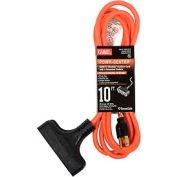 Carol 00690.63.04 10' Outdoor Powr-Center ® Extension Cord, 14awg 15a/125v -Orange