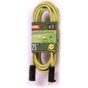 Carol 06425.63.06 25 Ft 14/3 Sjow Extension Cord - Pkg Qty 10 - Pkg Qty 10