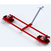 GKS Perfekt® Container Dolly TL12-c - 26,000 Lb. Capacity