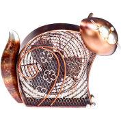 "Deco Breeze® Kitty Figurine Fan, Metal, 12-1/2""L x 16""W x 12-1/2""H - DBF0265"