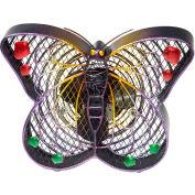 """Deco Breeze® Butterfly Figurine Fan, Metal, 11""""L x 9""""W x 8-1/2""""H - DBF0273"""