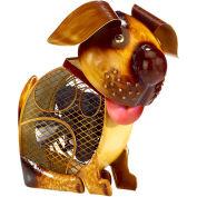 """Deco Breeze® Country Dog Figurine Fan, Metal, 12-5/8""""L x 8-3/16""""W x 12-3/16""""H - DBF2010"""