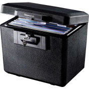 "SentrySafe Fire-Safe Security File Chest 1170 with Key Lock - 15-5/16""W x 12-1/8""D x 13-5/8""H"