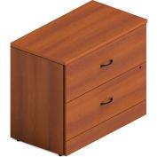 Global™ Lateral File Cabinet - Avant Honey - Adaptabilities Series