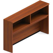 Global™ Adaptabilities - Open Hutch With Closed Back - Avant Honey Laminate