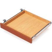 Global™ Desk Accessory, Center Drawer - Avant Honey Laminate
