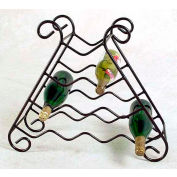 Wine Rack 10 Bottle (Satin Black)