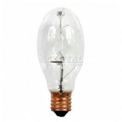 GE 42729 Metal Halide Bulb ED-28 Mogul E39, 13500 Lumens, 65 CRI, 250W - Pkg Qty 12