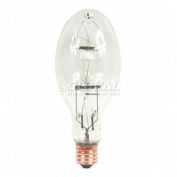 GE 43828 MVR400/U Metal Halide Bulb ED-37 Mogul E39, 400W, 23500 Lumens, 65 CRI, Clear