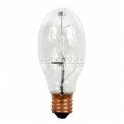 GE 47760 MVR175/U Metal Halide Bulb ED-28 Mogul E39, 175W, 8800 Lumens, 65 CRI, Clear
