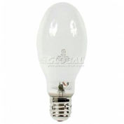 GE 47761 MVR175/C/U Metal Halide Bulb ED-28 Mogul E39, 175W, 8400 Lumens, 70 CRI, Coated
