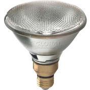 GE 62706 Halogen Bulb PAR-38 Medium Screw, 1600 Lumens, 100 CRI, 80W, 120V