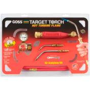 Target Air-Acetylene Torch Outfits, GOSS KX-3B - Pkg Qty 5