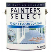 Painter's Select Urethane Fortified Satin Porch & Floor Coating, Tile Red, Gallon - 106653