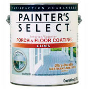 Painter's Select Urethane Fortified Gloss Porch & Floor Coating, Tile Red, Gallon - 106680