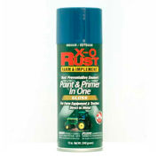 X-O Rust 12 oz. Aerosol Farm & Implement Paint & Primer In One, Ford Blue, Flat - 125803
