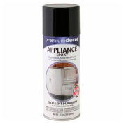 Premium Décor Appliance Epoxy Spray 12 oz. Aerosol Can, Black, Epoxy - 342691