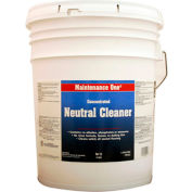 Maintenance One® Neutral Cleaner, 5 Gallon Pail - 513645