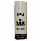 GPM All Purpose Fast Drying Gloss Enamel 10 oz. Aerosol Can, White - 542615