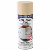 Premium Décor Appliance Epoxy Spray 12 oz. Aerosol Can, Almond, Epoxy - 614476