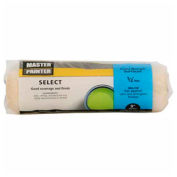 """Master Painter 9"""" Select Roller Cover, 1/2"""" Nap, Knit, Semi Rough - 697795"""