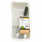 "Master Painter 4-Piece Mini Paint Tray Set, 3/8"" Nap - 698045"