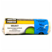 """Master Painter 7"""" Select Roller Cover, 3/8"""" Nap, Knit, Semi Smooth - 698116"""