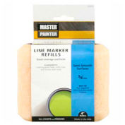 """Master Painter 4"""" Select Specialty Roller Cover, 3/8"""" Nap, Knit, Semi Smooth, 2 Pack - 702425"""