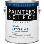 Painter's Select Interior Latex Wall Paint, White, Gallon - 739003