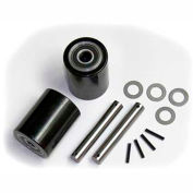 GPS Load Wheel Kit for Manual Pallet Jack GWK-4YX97-LW - Fits Dayton Model # 4YX98