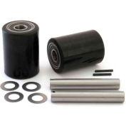 GPS Load Wheel Kit for Manual Pallet Jack GWK-HP25L-LW - Fits Hu-lift, Model # HP25L (Single)
