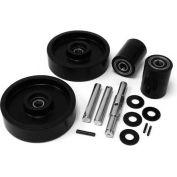 GPS Complete Wheel Kit for Manual Pallet Jack GWK-JETW-CK - Fits Jet, Model # W