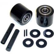 GPS Load Wheel Kit for Manual Pallet Jack GWK-KJ-LW - Fits King, Model # KJ 2002