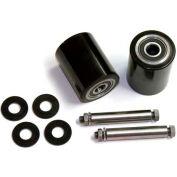 GPS Load Wheel Kit for Manual Pallet Jack GWK-L50-LW - Fits Lift-Rite (Big Joe) Model # L-50