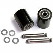 GPS Load Wheel Kit for Manual Pallet Jack GWK-PM5-LW - Fits Vestil Model # PM5 & # PM6