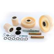 GPS Complete Wheel Kit for Manual Pallet Jack GWK-2186-CK - Fits Uline Model # H-2186