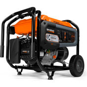 Generac® GP6500 CO-Sense™, 6500 Watt, Portable Generator, Gasoline, Recoil, 120/240V