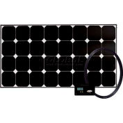 95 WATT / 5.53 AMP Solar Kit With Digital PWM Controller