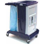 Modular Plastic Cart - Base Unit W/O Front Extension Tray