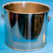 Geerpres® 5 Gallon Stainless Steel Mop Bucket, Geerpres 2210