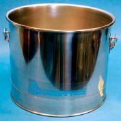 Geerpres® 5 Gallon Stainless Steel Mop Bucket, Geerpres 2210