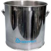 Geerpres® 8 Gallon Stainless Steel Mop Bucket, Geerpres 2220