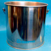 Geerpres® 11 Gallon Stainless Steel Mop Bucket, Geerpres 2230