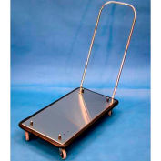 Twin Chassis W/ Cold-Rolled Steel And Zinc Plated Handle