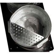 Upper Pre-Drain Screen For 8-Gallon Galvanized Round Bucket
